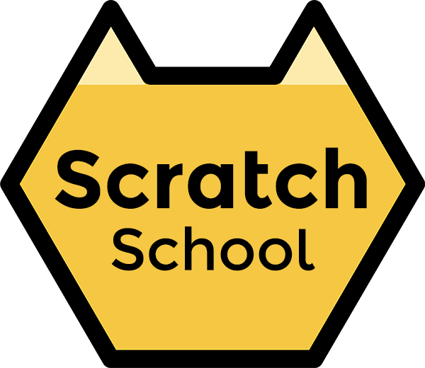 logo scratch school